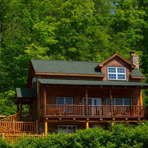 lake george log cabins cottages accommodations rh trouthouse com lake george ny rentals lake george ny rental houses